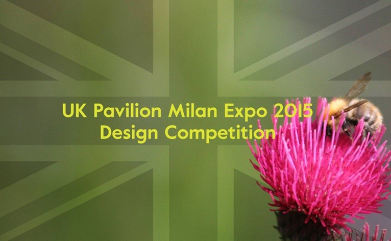 UK Pavilion Milan Expo 2015 Design Competition