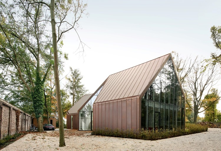 Casa VDV / Graux & Baeyens Architects, © Filip Dujardin