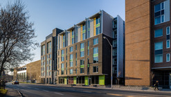 The Beaver Barracks Community Housing / Barry J. Hobin & Associates Architects