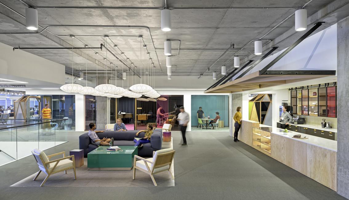 Cisco Offices  Studio OA  ArchDaily