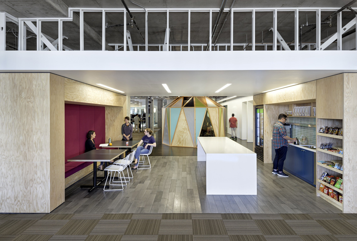 Gallery of Cisco Offices Studio OA 21