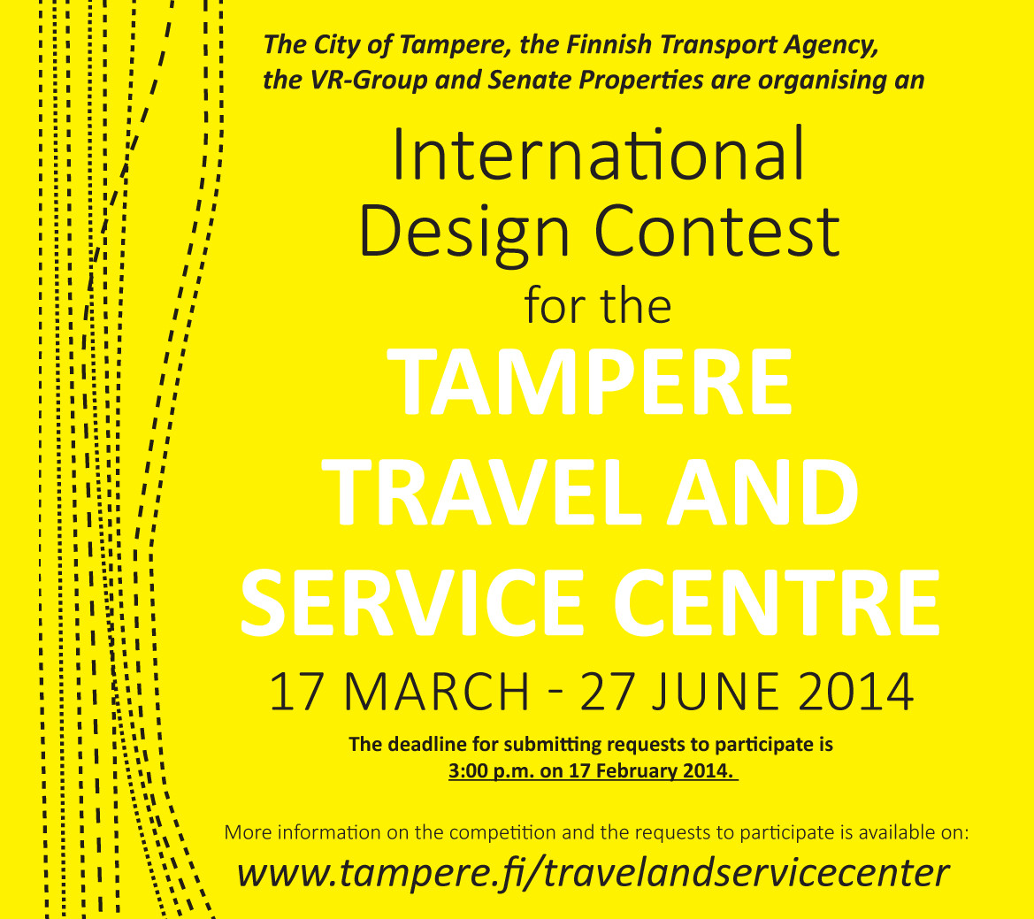 Tampere Travel and Service Centre Design Competition
