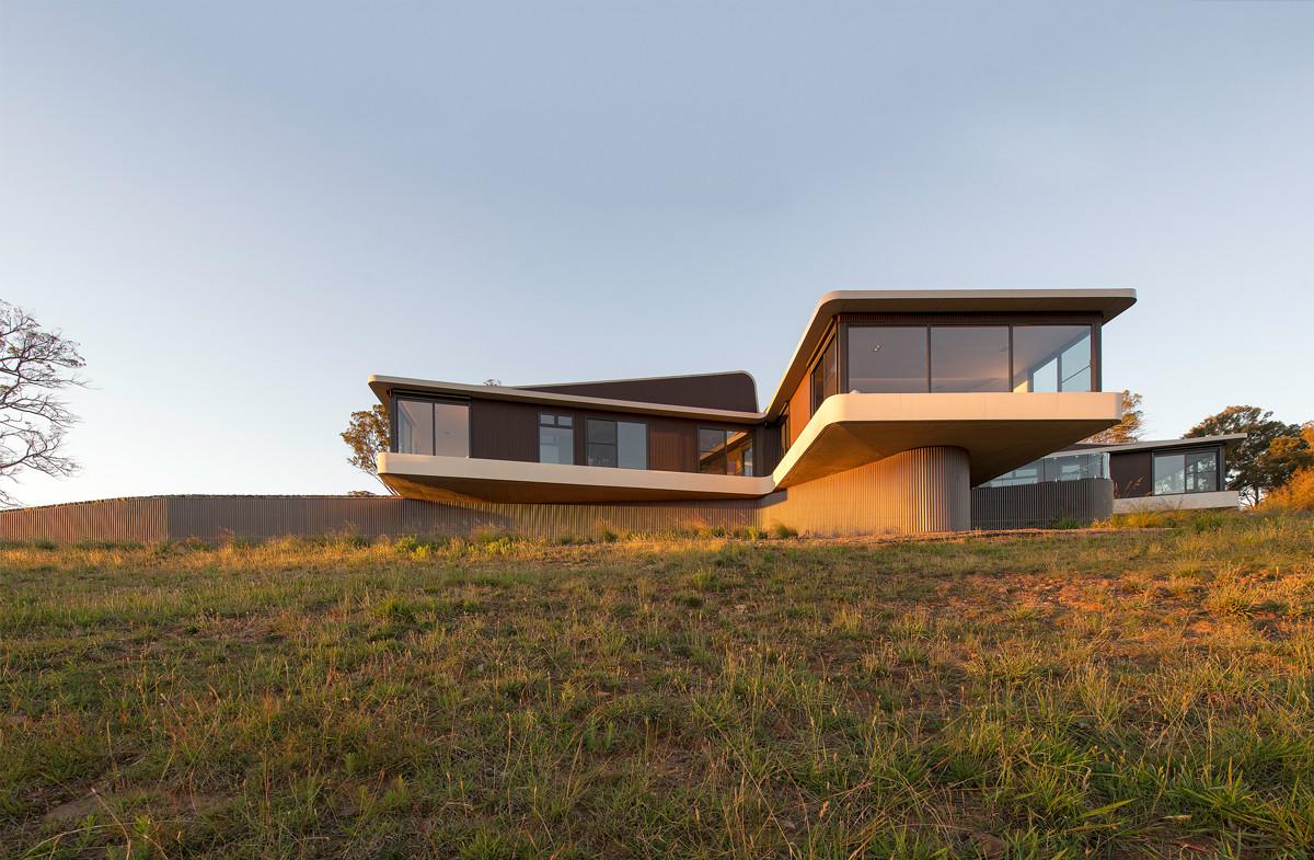 High Country House / Luigi Rosselli Architects , © Edward Birch