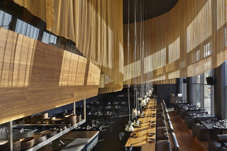 Cocina a fuego Topolopompo / Baranowitz Kronenberg Architecture Ltd, © Amit Geron