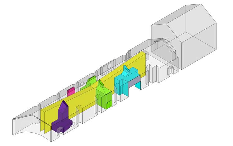 Isométrica Interior