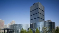 China Taiyuan Coal Transaction Center / 2A2 Design Department, Beijing Institute of Architectural Design (BIAD)