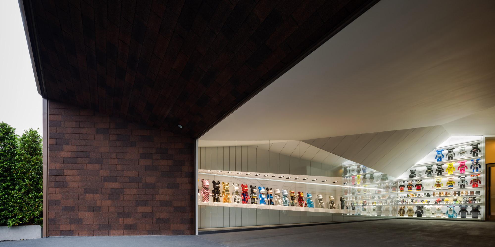 Garaje de los Osos / Openbox Architects, © Wison Tungthanya