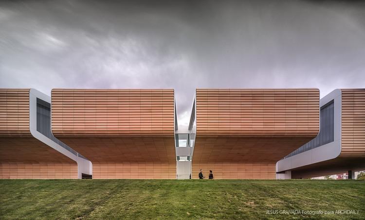 Escuela Universitaria De Magisterio / Ramón Fernández-Alonso, © Jesús Granada