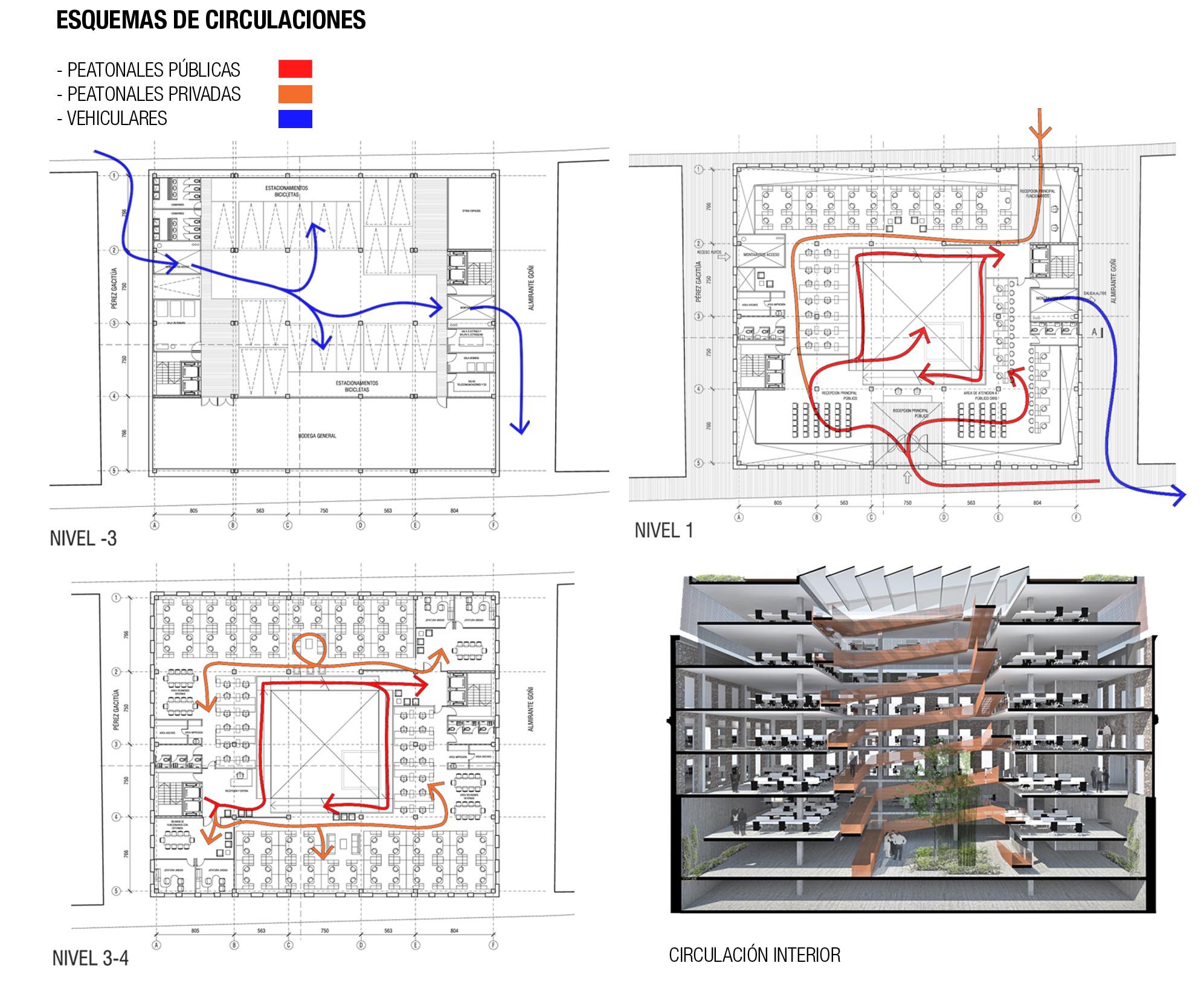 Fundamento 3. Image Courtesy of Gubbins Arquitectos