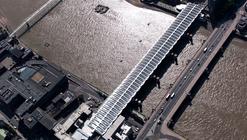 Londres: Se inaugura el puente de energía solar más grande del mundo