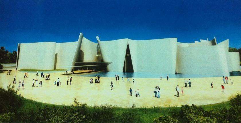 Primera obra del premio Pritzker 2013 Toyo Ito en México, Cortesía de Toyo Ito & Associates Architects