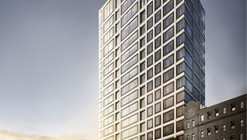 New Images Released of Foster + Partners' Luxury Manhattan Condominium
