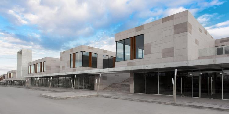Keypark / VEN Architecture, © Arda Ayderman–Özgür Özdemircan
