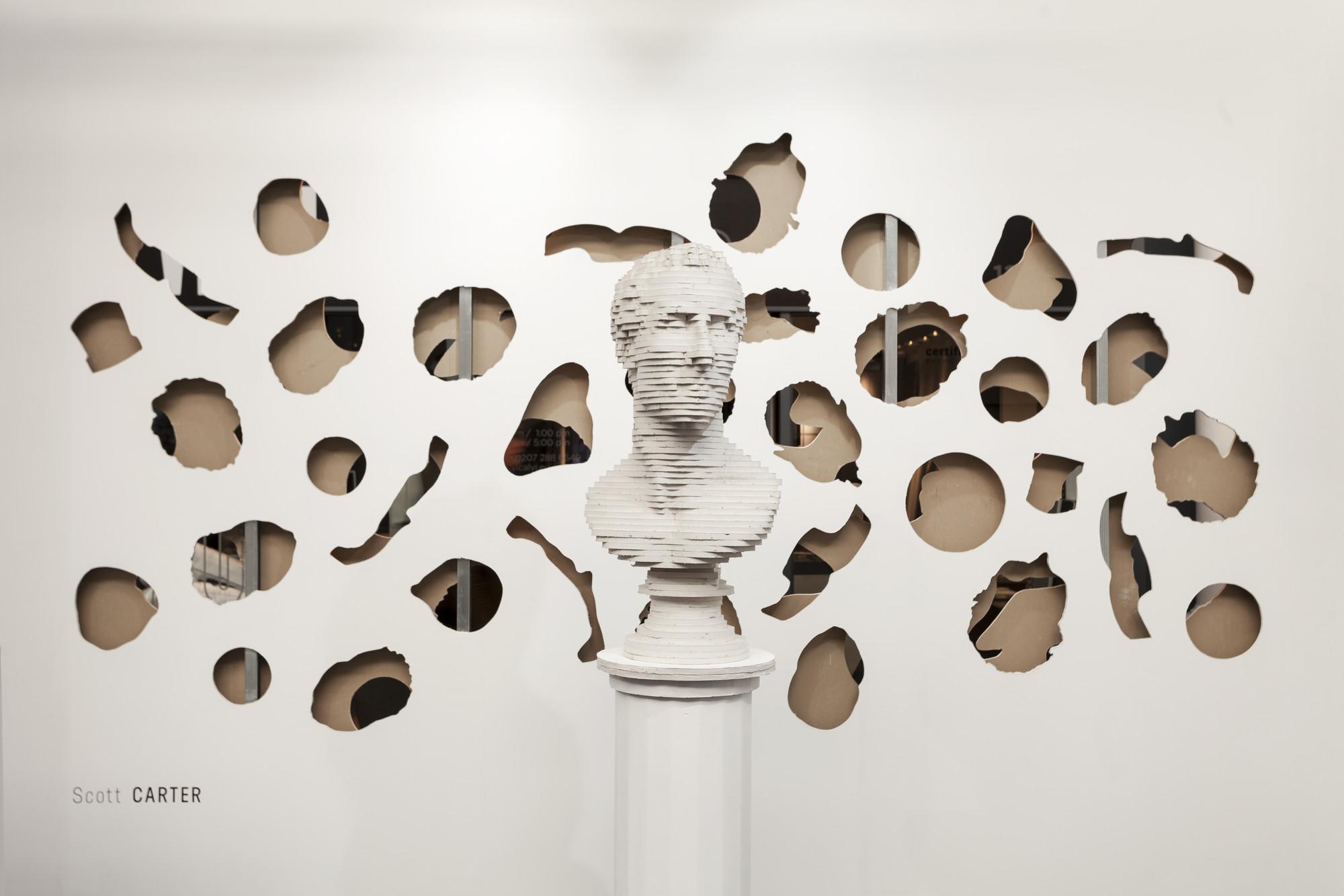 London Art Fair 2014. Image © Scott Carter