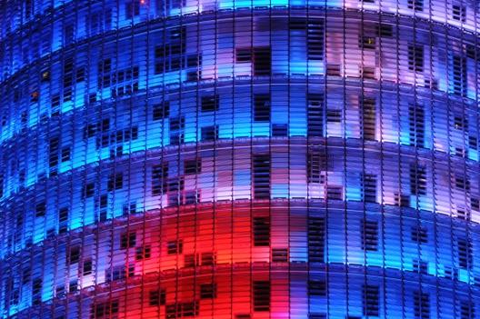 Llum BCN 2014: el festival de iluminación urbana de Barcelona, © LlumBCN