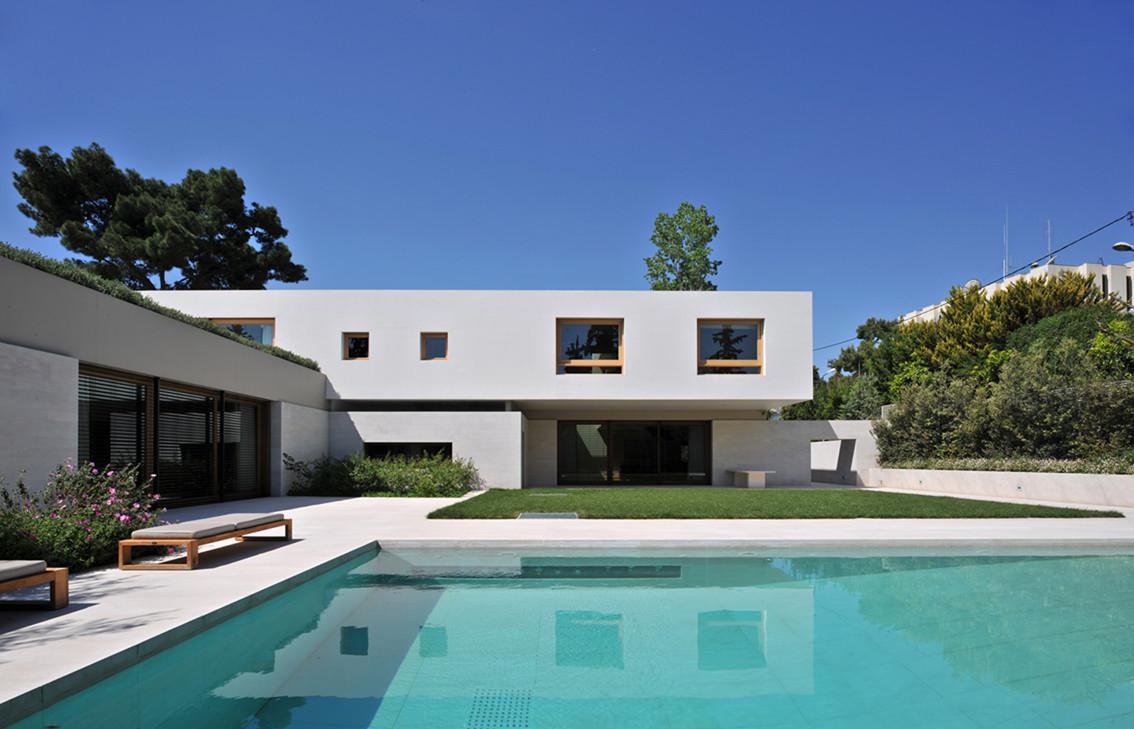 Psychico House / Iro Bertaki + Christina Loukopoulou + Costis Paniyiris, © Charalambos Louizidis