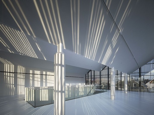 Kaap Skil, Maritime and Beachcombers' Museum, Winner of the Daylight Award 2012. Image Courtesy of Mecanoo Architecten