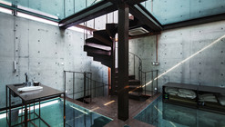 Vertical Glass House  / Atelier FCJZ