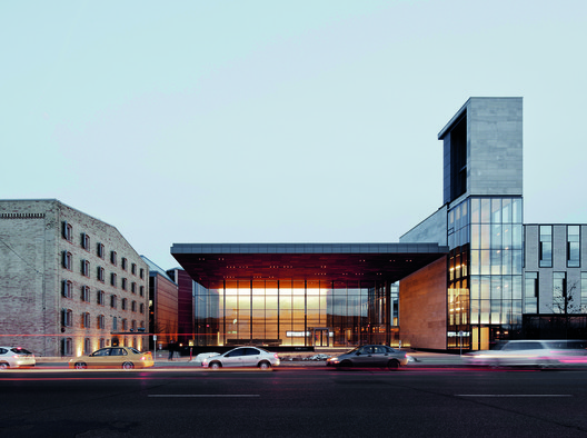 2014 AIA Institute Honor Awards for Architecture Recipient: Centre for International Governance and Innovation (CIGI) Campus / KPMB Architects