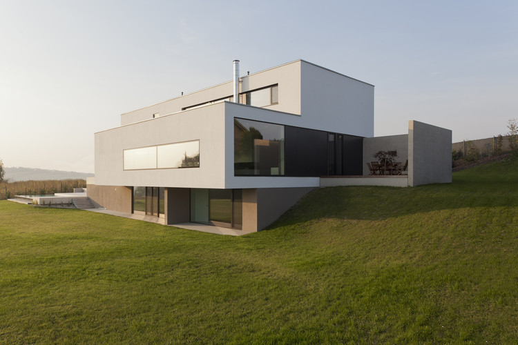 Casa P / Frohring Ablinger Arquitectos , © Andrew Phelps