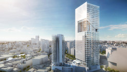 Richard Meier Unveils 180-Meter Tower Development in Mexico
