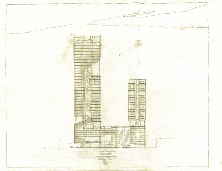 Cortesía de Richard Meier & Partners Architects LLP