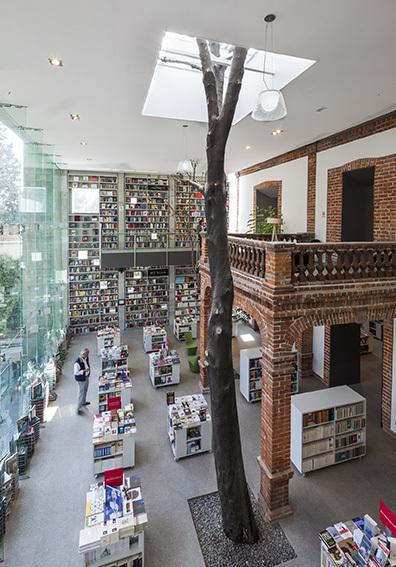 Premian arquitectura del Centro Cultural Elena Garro con el Best Cultural Space, © Sandra Pereznieto