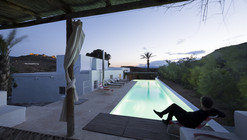 Casa Encuentro, A house in the Desert of Tabernas / Carlos Arroyo Arquitectos