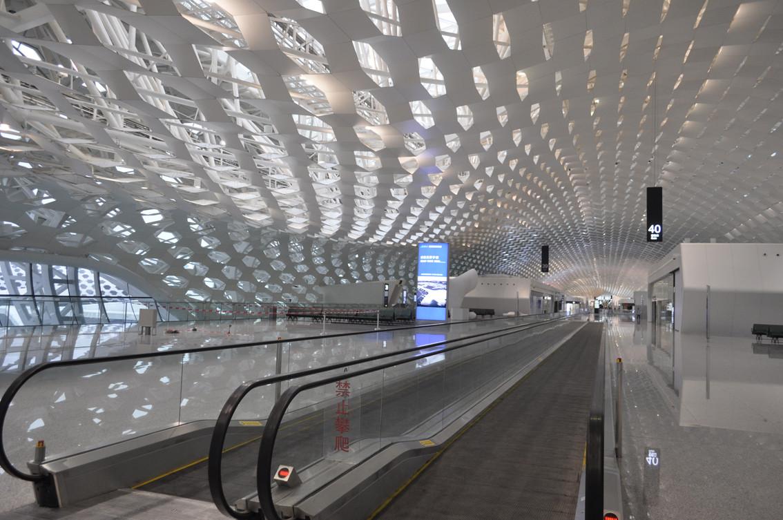 Shenzhen Bao An International Airport Studio Fuksas