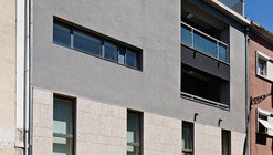 Edificio en la Calle Saraiva Carvalho  / Alexandre Marques Pereira Arquitectura