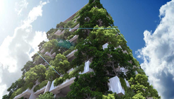 Milroy Perera Designs World's Tallest Residential Vertical Garden