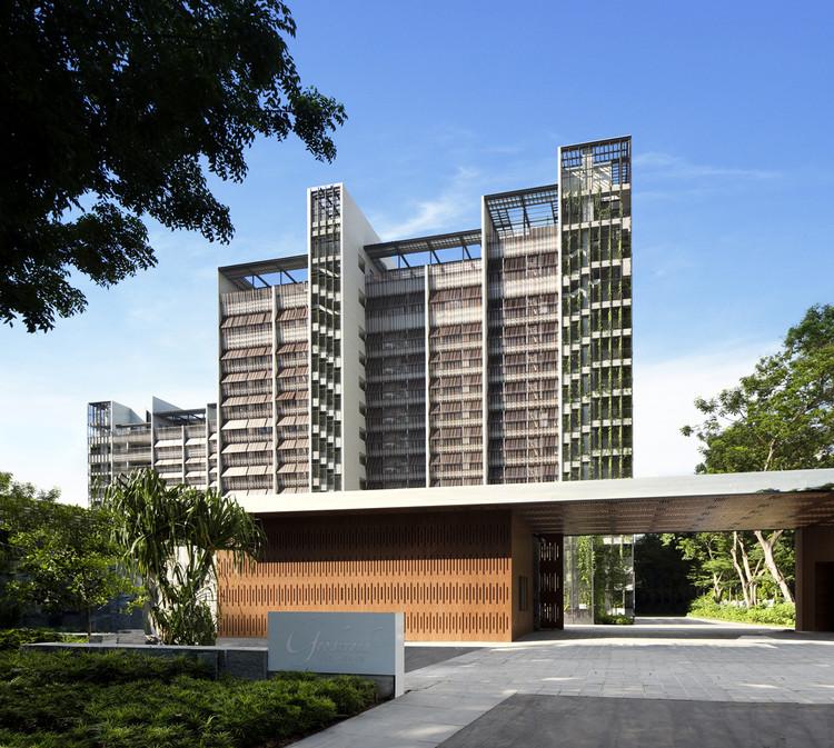 Residencia Goodwood / WOHA, © Patrick Bingham-Hall