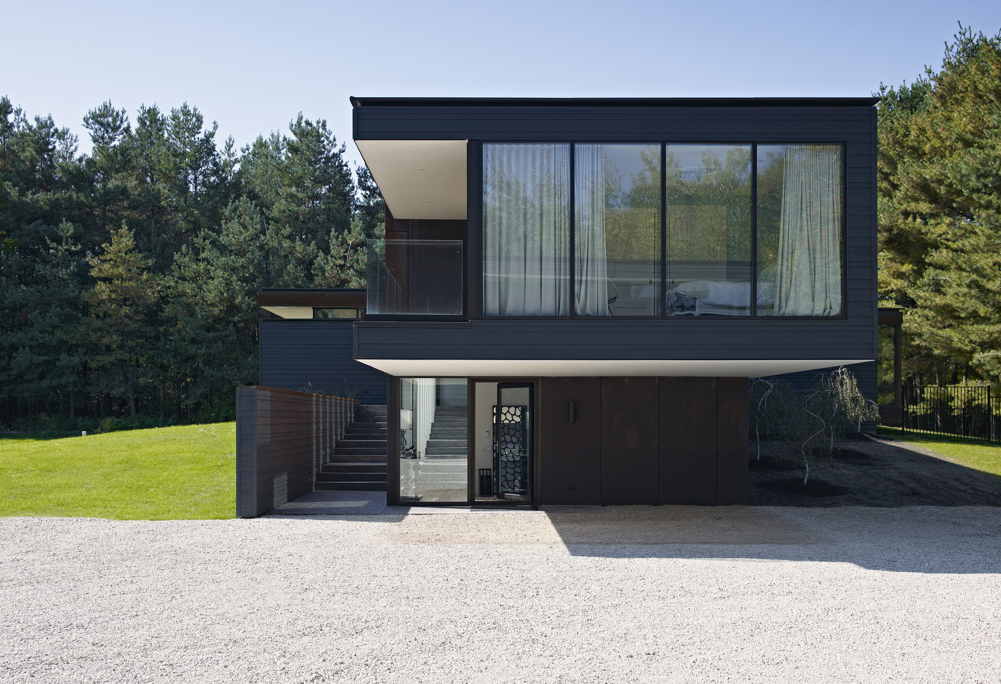 Galer a de casa clearview altius architecture inc 1 for Modern house 52