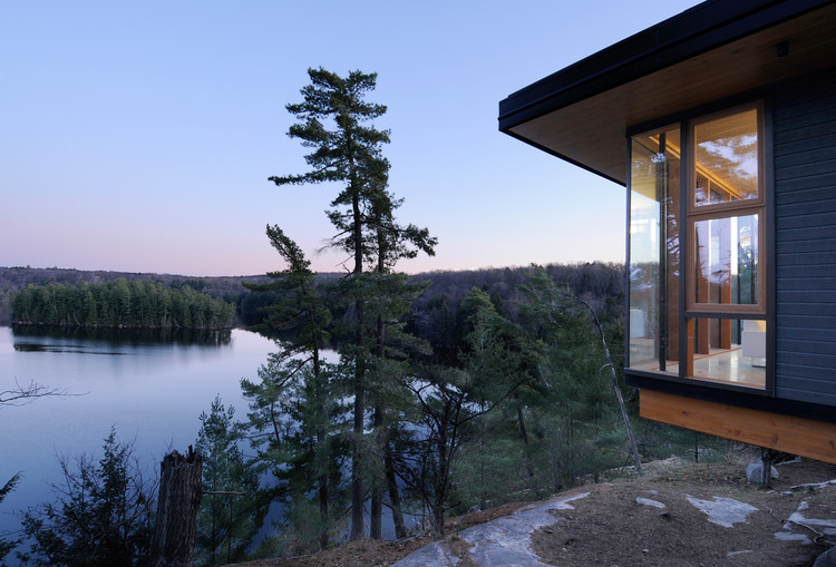 Cliff House Altius Architecture Inc Archdaily