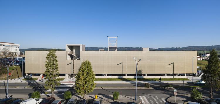 Edificio de Aparcamientos / JAAM sociedad de arquitectura, © Iñigo Bujedo Aguirre
