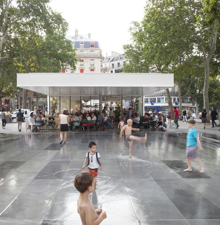Monde & Medias / TVK - Trévelo & Viger-Kohler + NP2F, © Clément Guillaume