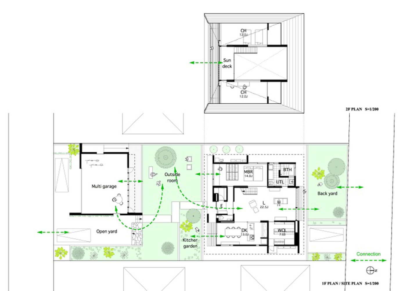 gallery of house with a large hipped roof naoi architecture house with a large hipped roof floor plans