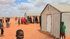 Refugee Housing Unit Selected as Finalist for World Design Impact Prize