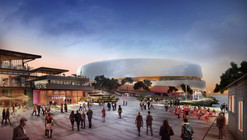 Snøhetta Unveils Version 3.0 of San Francisco's Golden State Warriors' Stadium
