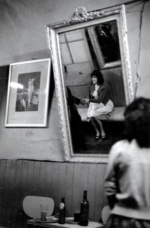 Valparaíso, Chile 1963. IVAM centre Julio González, 1999, p.140. Image © Sergio Larraín Echeñique