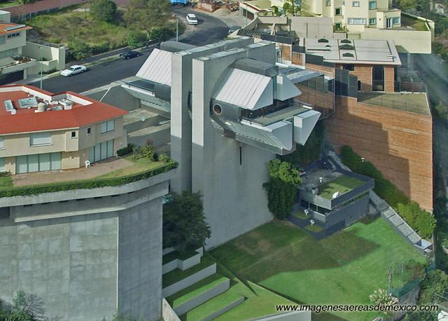Vista aerea - Cortesía de imagenesaereasdemexico.com