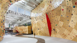 Centro Colaborativo Brooklyn Boulders  / Arrowstreet + Chris Ryan
