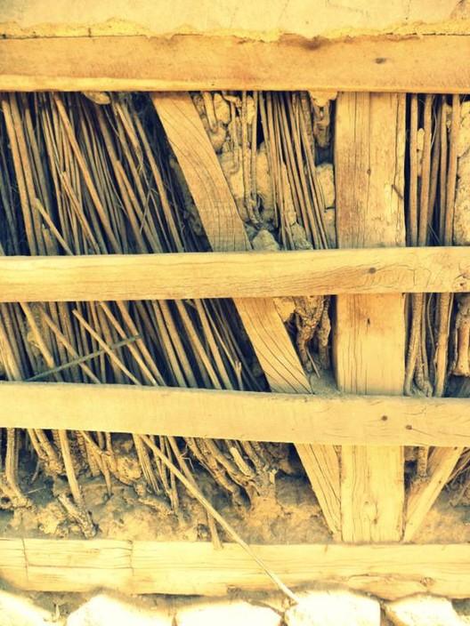 Detalle Quincha Típica. Image © Tatiana Medina