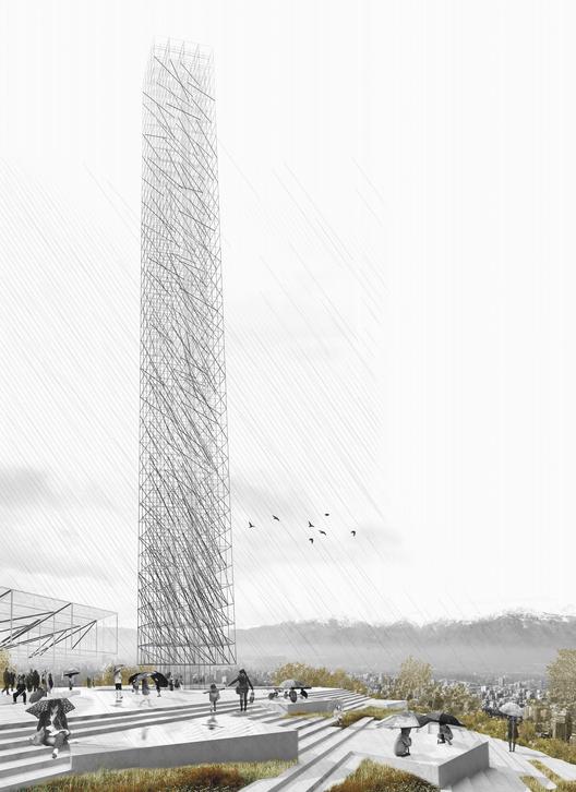 Mención Honrosa: Soza_Atanacio + Aguirre_Castro Arquitectos. Image