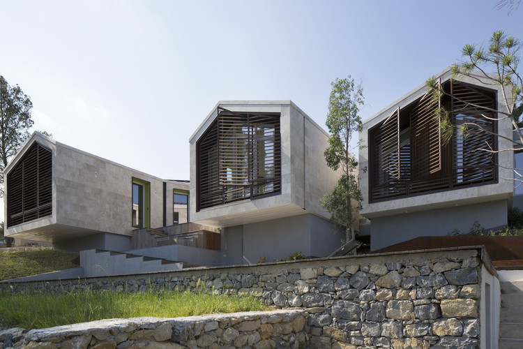 Casa Individual / N+B Architectes, © Paul Kozlowski