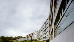 216 Social Dwellings for students and professors in Cerdanyola del Vallés / Bru Lacomba Setoain