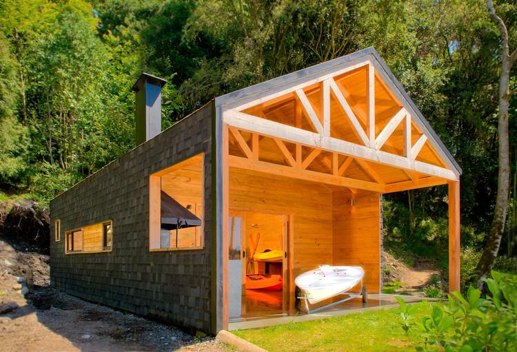 Casa Bote / Matías Silva Aldunate, Cortesía de Matías Silva Aldunate