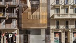 Edificio de viviendas en Barcelona / Mateo arquitectura