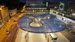Aarau Bus Station Canopy / Vehovar & Jauslin Architektur