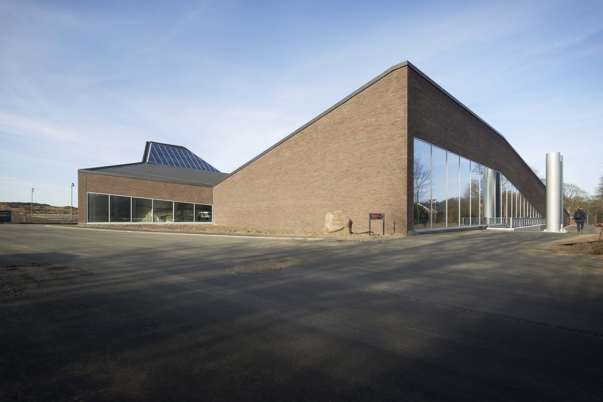 "Vandhalla"" Egmont Rehabilitation Centre / CUBO Arkitekter + Force4 Architects, © Martin Schubert"